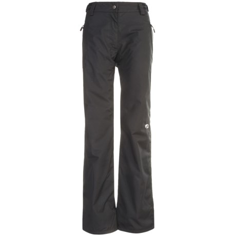 Marker Betty Snow Pants - Insulated (For Women) in Black