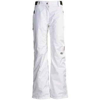 Marker Betty Snow Pants - Waterproof, Insulated (For Women) in White