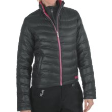 Marker Bryce Down Jacket - 600 Fill Power (For Women) in Black - Closeouts