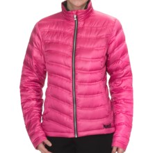 Marker Bryce Down Jacket - 600 Fill Power (For Women) in Hot Pink - Closeouts