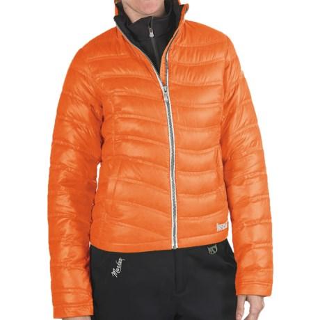 Marker Bryce Down Jacket - 600 Fill Power (For Women) in Orange