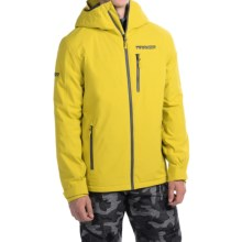 Marker Canyon Express Jacket - Waterproof, Insulated (For Men) in Antique Moss - Closeouts
