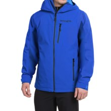 Marker Canyon Express Jacket - Waterproof, Insulated (For Men) in Blue - Closeouts