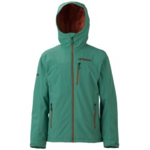 Marker Canyon Express Jacket - Waterproof, Insulated (For Men) in Dartmouth - Closeouts