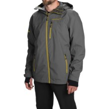 Marker Canyon Express Shell Jacket - Waterproof (For Men) in Dark Shadow - Closeouts