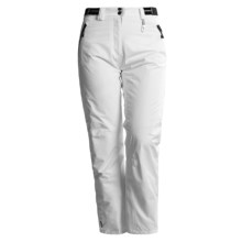 Marker Celsius Gore-Tex® Ski Pants - Waterproof (For Women) in White - Closeouts