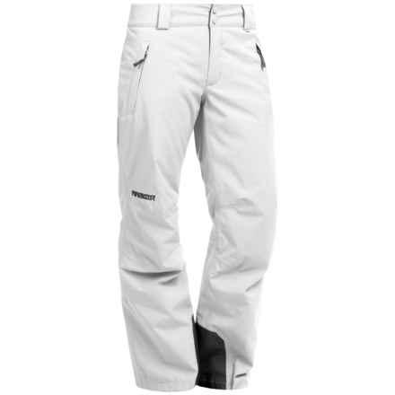 Marker Chute Ski Pants (For Women) in Crisp White - Closeouts