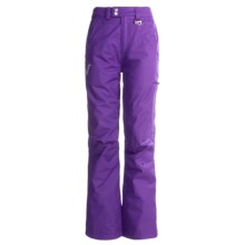 Marker Classic Pants - Waterproof, Insulated (For Women) in Purple - Closeouts