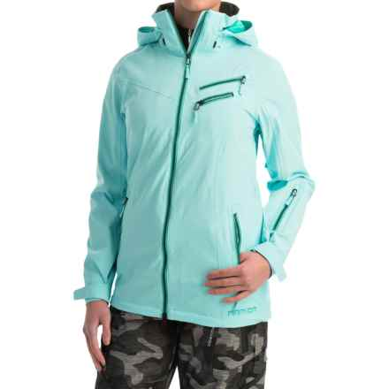 Marker Cornice Ski Jacket - Waterproof (For Women) in Ice Blue - Closeouts