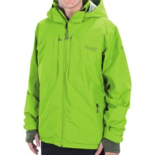 Marker Cosmic Gore-Tex® Shell Jacket - Waterproof (For Men) in Flash Green - Closeouts