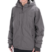 Marker Cosmic Gore-Tex® Shell Jacket - Waterproof (For Men) in Graphite - Closeouts