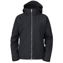 Marker Cynthia Jacket - Waterproof (For Women) in Black - Closeouts