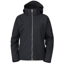 Marker Cynthia Jacket - Waterproof (For Women) in Diamond