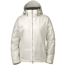 Marker Cynthia Jacket - Waterproof (For Women) in Diamond - Closeouts
