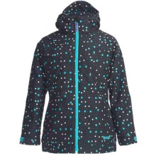 Marker Empress Jacket - Insulated (For Girls) in Black - Closeouts