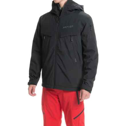 Marker Fall Line Ski Jacket - Waterproof, Insulated (For Men) in Black - Closeouts
