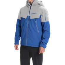 Marker Fall Line Ski Jacket - Waterproof, Insulated (For Men) in Royal Blue/Stone - Closeouts