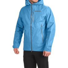 Marker Freel Polartec® NeoShell® Ski Jacket - Waterproof (For Men) in Blue Bird - Closeouts