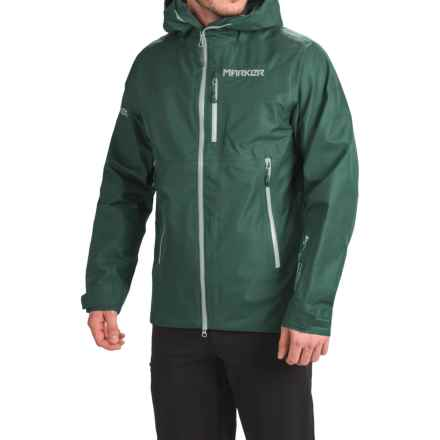 Marker Freel Polartec® NeoShell® Ski Jacket - Waterproof (For Men) in Ponderosa - Closeouts