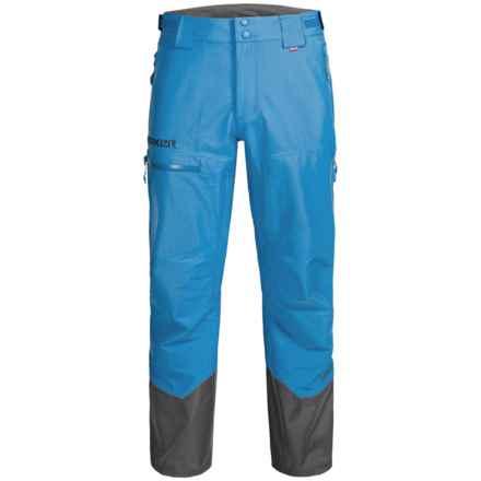 Marker Freel Polartec® NeoShell® Ski Pants - Waterproof, Insulated (For Men) in Blue Bird - Closeouts