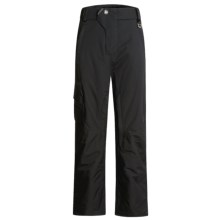 Marker Freeride Pants - Waterproof, Insulated (For Men) in Black - Closeouts
