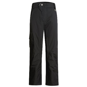 Marker Freeride Pants - Waterproof, Insulated (For Men) in Black