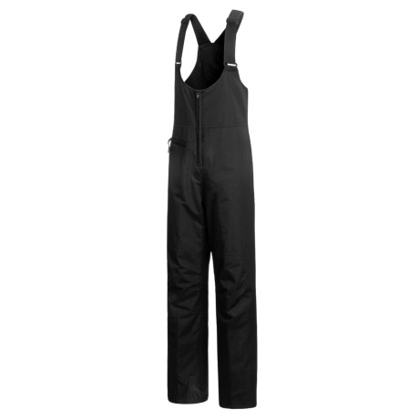 Marker Gillet Ski Bib Overalls (For Women) in Black