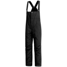 Marker Gillet Ski Bibs - Insulated (For Men) in Black - Closeouts