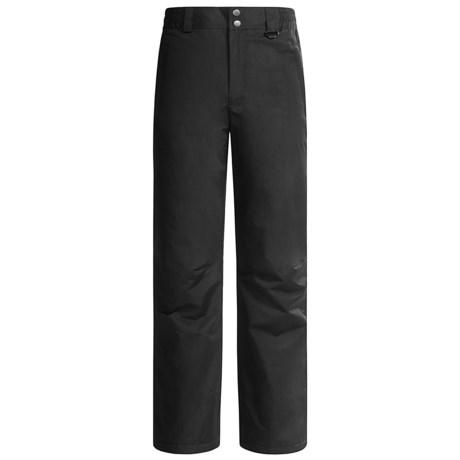 Marker Gillette Ski Pants - Insulated (For Men) in Black