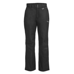 Marker Gillette Ski Pants - Insulated (For Women) in Black