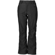Marker Hailey Ski Pants - Waterproof, Insulated (For Women) in Black - Closeouts