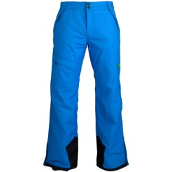 Marker Hanger Pants - Waterproof, Insulated (For Men) in Orange