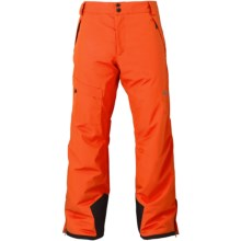 Marker Hanger Pants - Waterproof, Insulated (For Men) in Orange - Closeouts