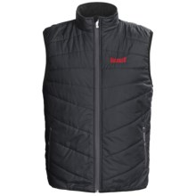 Marker Heater Vest (For Men) in Black - Closeouts