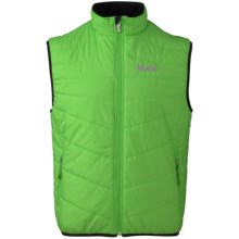 Marker Heater Vest (For Men) in Flash Green - Closeouts