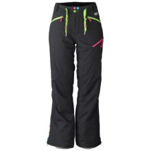 Marker Heiress Pants - Waterproof, Insulated (For Women) in Black - Closeouts
