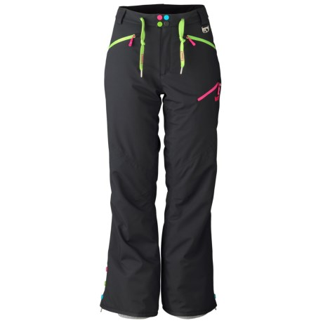 Marker Heiress Pants - Waterproof, Insulated (For Women) in Black