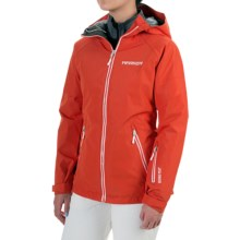 Marker High Line Gore-Tex® Jacket - Waterproof, Insulated (For Women) in Aurora Red - Closeouts