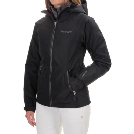 Marker High Line Gore Tex(R) Jacket Waterproof, Insulated (For Women)