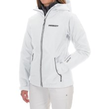 Marker High Line Gore-Tex® Jacket - Waterproof, Insulated (For Women) in Crisp White - Closeouts