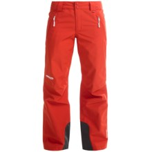 Marker High Line Gore-Tex® Shell Ski Pants - Waterproof (For Women) in Aurora Red - Closeouts