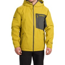 Marker High Line Gore-Tex® Ski Jacket - Waterproof, Insulated (For Men) in Antique Moss - Closeouts