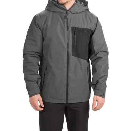Marker High Line Gore-Tex® Ski Jacket - Waterproof, Insulated (For Men) in Dark Shadow - Closeouts