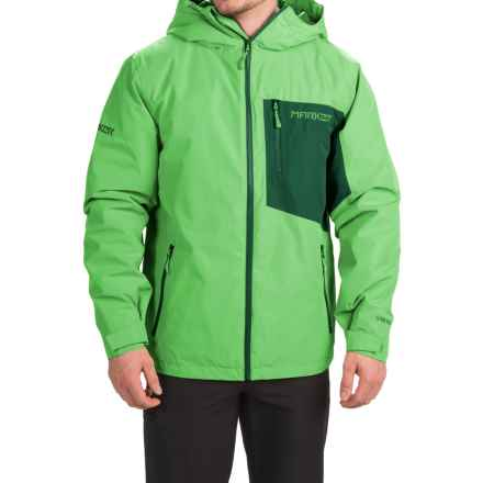 Marker High Line Gore-Tex® Ski Jacket - Waterproof, Insulated (For Men) in Lucky Green - Closeouts