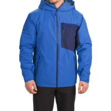 Marker High Line Gore-Tex® Ski Jacket - Waterproof, Insulated (For Men) in Royal Blue - Closeouts