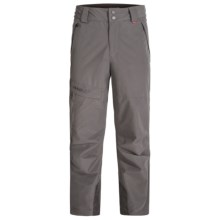 Marker High Line Gore-Tex® Ski Pants - Waterproof, Insulated (For Men) in Graphite - Closeouts