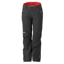 Marker High Line Gore-Tex® Ski Pants - Waterproof, Insulated (For Petite Women) in Black - Closeouts