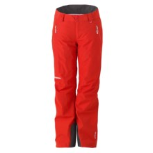 Marker High Line Gore-Tex® Ski Pants - Waterproof, Insulated (For Women) in Aurora Red - Closeouts