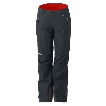 Marker High Line Gore-Tex® Ski Pants - Waterproof, Insulated (For Women) in Black - Closeouts