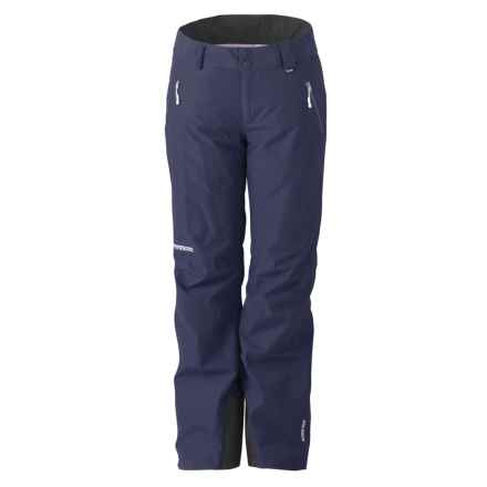 Marker High Line Gore-Tex® Ski Pants - Waterproof, Insulated (For Women) in Midnight - Closeouts